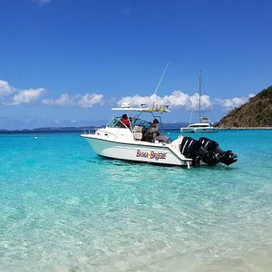 Bama Breeze VI takes you where you want to be, in paradise.
