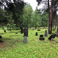 Финское Воинское Захоронение