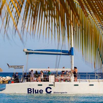 Blue C Catamaran