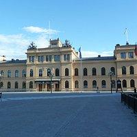 Sundsvalls Stadshus i Sundsvall