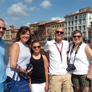 On a Pisa Walking Tour with Pisa Explorer