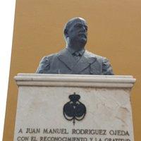 Monumento A Juan Manuel Rodriguez Ojeda