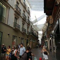 Calle Francos
