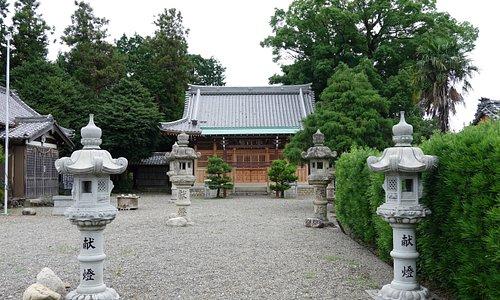 鳥取山田神社