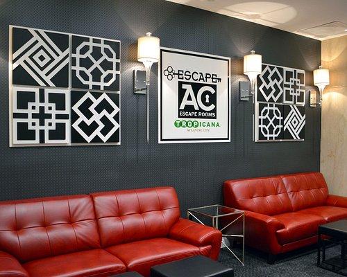 Escape AC - Escape Rooms Lobby.