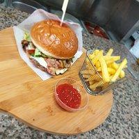 Dodo burger, tge best one!