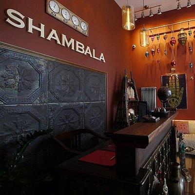 Shambala: Sauna & Massage Lounge Warsaw
