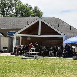 Peterborough Concert Band at Silver Bean Cafe