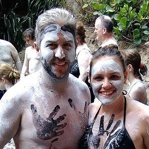 Mud bath anyone?