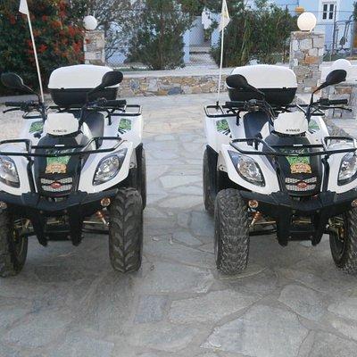 170cc ATVS