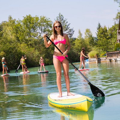 SUP Stand Up Paddle in Klagenfurt