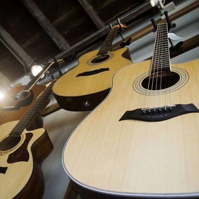 Acoustic Guitars Rental @Khaolak