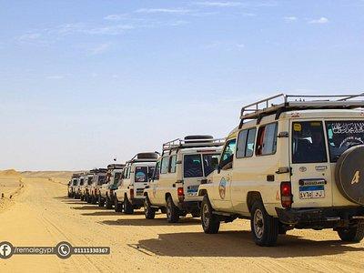 Safari trip