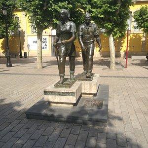 Monumento a la Valvanerada