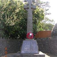 War Memorial (Abererch)