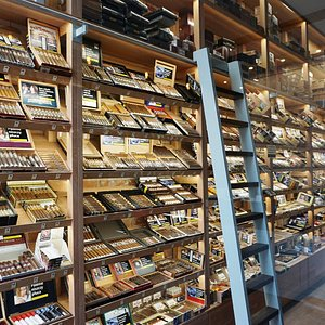 the biggest walk - in humidor in Poland