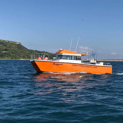 Snapper charters new boat