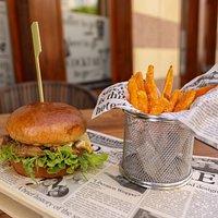 Pulled pork #burger