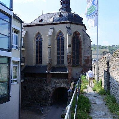Mutter-Rosa-Kapelle