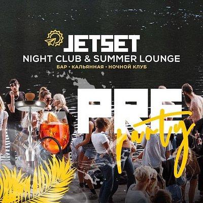 JetSet. Night club & summer lounge