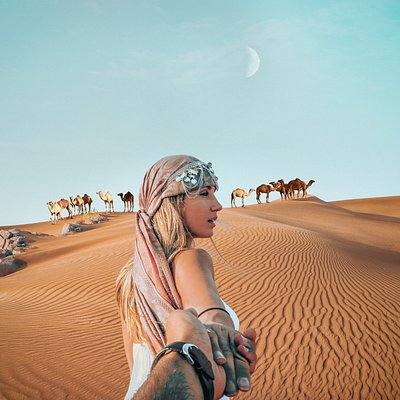 Go with Royal Mirage Tourism on magical adventures through the desert