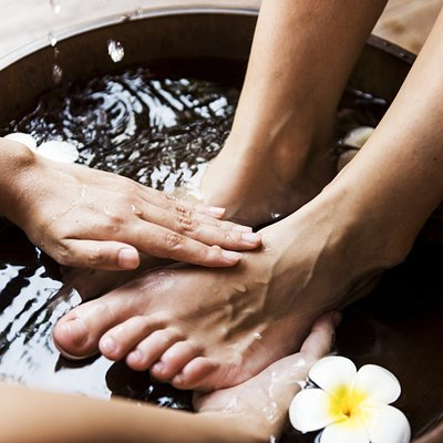 Foot Bath Treatments