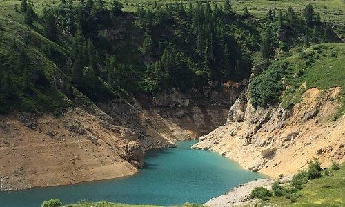 Lago del Moncenisio luglio 2019