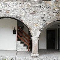 una delle case piu' antiche