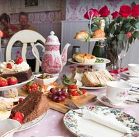 Our VIP Afternoon Tea