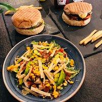 Salad Burgers