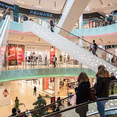 Centre Commercial La Part-Dieu