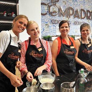 Danish ambassadors of Cod!