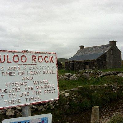 il panorama di Culoo Rock