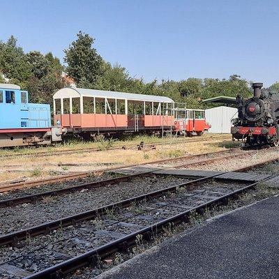 Train touristique de l'Albret