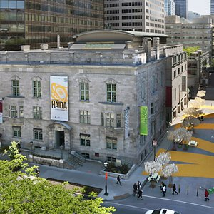 """McCord Museum and its """"Urban Forest"""", Spring-Summer 2019"""