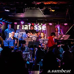 Albert Sanz's Big Band every first Sunday of each month at 7.30pm.