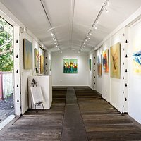 Visit the Carriage to see new exhibitions every month featuring local artists.