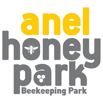 ANEL HoneyPark logo - the first apitourism and beekeeping park in Greece!