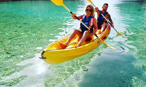 Kayak calanque Envau cassis