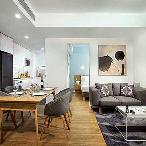 豪华2居室2 Bedroom Deluxe