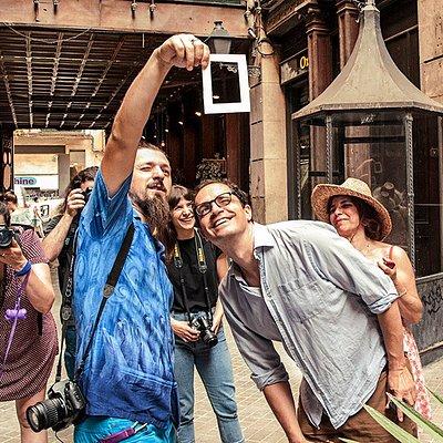 Photo Walking Tour Barcelona