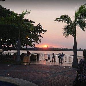 Su Terraza Malecón es simplemente hermosa.