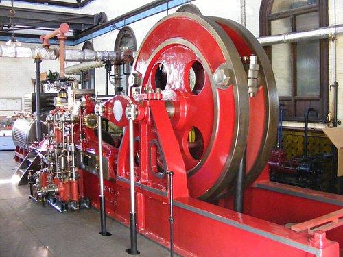 A Hathorn Davey engine