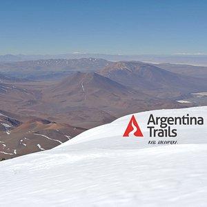 Volcán Llullaillaco, Salta, Argentina
