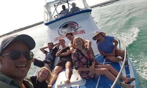 Galápagos Travellers