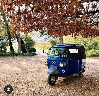 Stopping off at La Bri Wine Estate