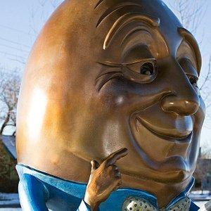 """Egghead"" by Kimber Fiebiger"