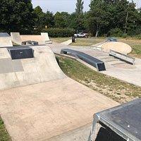 Skatepark course