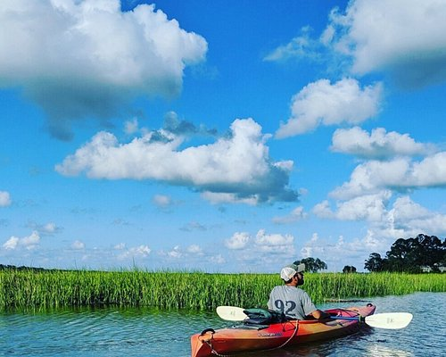 Kayak views.