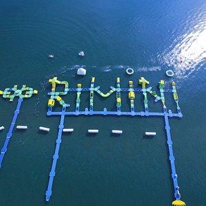 BoaBay // il parco galleggiante più grande del mondo, nel mare di Rimini